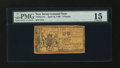 Colonial Notes:New Jersey, New Jersey April 12, 1760 £6 PMG Choice Fine 15....