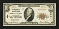 National Bank Notes:Pennsylvania, Harleysville, PA - $10 1929 Ty. 1 The Harleysville NB Ch. # 9541....