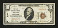 National Bank Notes:Pennsylvania, Hegins, PA - $10 1929 Ty. 1 The First NB Ch. # 9107. ...