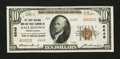 National Bank Notes:Pennsylvania, Dallastown, PA - $10 1929 Ty. 2 The First NB & TC Ch. # 6648....