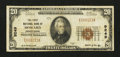 National Bank Notes:Pennsylvania, Howard, PA - $20 1929 Ty. 1 The First NB Ch. # 9249. ...
