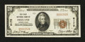 National Bank Notes:Pennsylvania, Freeland, PA - $20 1929 Ty. 1 The First NB Ch. # 6175. ...