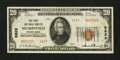 National Bank Notes:Pennsylvania, Sharpsville, PA - $20 1929 Ty. 2 The First NB Ch. # 6829. ...