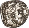 Ancients:Greek, Ancients: Cyprus, Salamis. Evagoras I. Ca. 411-374 B.C. AR stater(20 mm, 10.99 g, 3 h)....