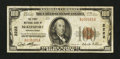 National Bank Notes:Pennsylvania, McKeesport, PA - $100 1929 Ty. 1 The First NB Ch. # 2222. ...