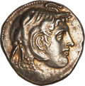 Ancients:Greek, Ancients: Ptolemaic Kingdom. Ptolemy I Soter. As Satrap, 323-305B.C. AR tetradrachm (28 mm, 15.67 g, 1 h)....