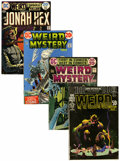Bronze Age (1970-1979):Horror, Weird Mystery Tales Group (DC, 1971-82).... (Total: 19 Comic Books)