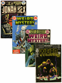 Weird Mystery Tales Group (DC, 1971-82).... (Total: 19 Comic Books)