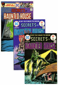 Bronze Age (1970-1979):Horror, Secrets of Haunted House Group (DC, 1975-81) Condition: AverageVF.... (Total: 42 Comic Books)