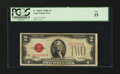 Small Size:Legal Tender Notes, Fr. 1504* $2 1928C Legal Tender Note. PCGS Fine 15.. ...