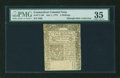 Colonial Notes:Connecticut, Connecticut July 1, 1775 2s PMG Choice Very Fine 35....