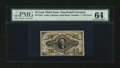 Fractional Currency:Third Issue, Fr. 1252 10¢ Third Issue PMG Choice Uncirculated 64....