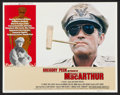 "Movie Posters:War, MacArthur Lot (Universal, 1977). Lobby Cards (3) (11"" X 14""). War..... (Total: 3 Items)"