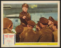 """Movie Posters:War, Thirty Seconds Over Tokyo Lot (MGM, 1944). Lobby Cards (2) (11"""" X14""""). War.. ... (Total: 2 Items)"""
