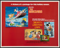 "Movie Posters:Animated, The Rescuers/Mickey's Christmas Carol Combo (Buena Vista, 1983). Half Sheet (22"" X 28""). Animated.. ..."
