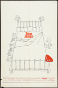 "Movie Posters:Academy Award Winners, Tom Jones (Lopert, 1963). One Sheet (27"" X 41"") Bed Style. Academy Award Winners.. ..."