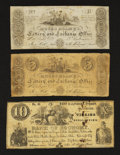 Obsoletes By State:Maryland, Three Advertising Notes from Baltimore, MD. ... (Total: 3 notes)