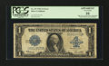 Error Notes:Large Size Errors, Fr. 237 $1 1923 Silver Certificate PCGS Apparent Very Good 10....