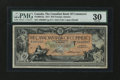 Canadian Currency: , Toronto, ON- The Canadian Bank of Commerce $10 1917 Ch # 75-16-04-12a. ...