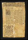 Colonial Notes:New Jersey, New Jersey March 25, 1724 6s....