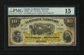 Canadian Currency: , Quebec City, PQ- La Banque Nationale $10 Jan. 2, 1897 Ch. #510-20-06. ...