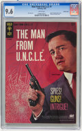 Silver Age (1956-1969):Adventure, Man from U.N.C.L.E. #1 Pacific Coast pedigree (Gold Key, 1965) CGC NM+ 9.6 White pages....