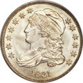 Bust Dimes, 1831 10C MS66 PCGS. CAC....