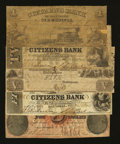 Obsoletes By State:Maryland, Baltimore, MD- Citizens Bank Notes. Five Examples.. ... (Total: 5 notes)