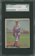 Baseball Cards:Singles (1930-1939), 1933 Goudey Lefty Grove #220 SGC 50 VG/EX 4....