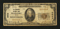National Bank Notes:Maine, Searsport, ME - $20 1929 Ty. 1 The Searsport NB Ch. # 2642. ...