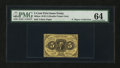 Fractional Currency:First Issue, Milton 1E5F.2 5¢ First Issue Essay PMG Choice Uncirculated 64....