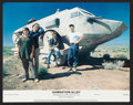 """Movie Posters:Science Fiction, Damnation Alley (20th Century Fox, 1977). Lobby Card Set of 8 (11"""" X 14""""). Science Fiction.. ... (Total: 8 Items)"""