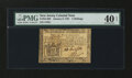Colonial Notes:New Jersey, New Jersey January 9, 1781 5s PMG Extremely Fine 40 EPQ....