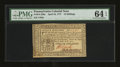 Colonial Notes:Pennsylvania, Pennsylvania April 10, 1777 12s PMG Choice Uncirculated 64 EPQ....