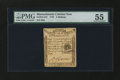 Colonial Notes:Massachusetts, Massachusetts 1779 Rising Sun 4s PMG About Uncirculated 55....
