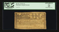 Colonial Notes:Maryland, Maryland July 26, 1775 $1 1/3 PCGS Apparent Fine 15....