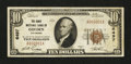 National Bank Notes:Colorado, Golden, CO - $10 1929 Ty. 1 The Rubey NB Ch. # 6497. ...
