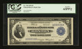 Fr. 749 $2 1918 Federal Reserve Bank Note PCGS Gem New 65PPQ