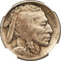 Buffalo Nickels, 1916 5C Doubled Die Obverse VF30 NGC....