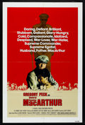 "Movie Posters:War, MacArthur Lot (Universal, 1977). One Sheets (3) (27"" X 41""). War..... (Total: 3 Items)"