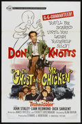 "Movie Posters:Comedy, The Ghost and Mr. Chicken (Universal, 1966). One Sheet (27"" X 41""). Comedy.. ..."