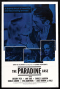 """Movie Posters:Hitchcock, The Paradine Case (International Coproductions, R-1960s). One Sheet(27"""" X 41""""). Hitchcock.. ..."""