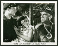 "Movie Posters:Adventure, Bird of Paradise (RKO, 1932). Stills (2) (8"" X 10""). Adventure..... (Total: 2 Items)"