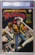 Golden Age (1938-1955):Western, All-American Western #103 Mile High pedigree (DC, 1948) CGC NM- 9.2Off-white to white pages....