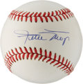 Autographs:Baseballs, Willie Mays Signed Baseball....
