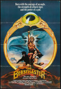 "Movie Posters:Fantasy, The Beastmaster (MGM/UA, 1982). One Sheet (27"" X 41"") and LobbyCards (5) (11"" X 14""). Fantasy.. ... (Total: 6 Items)"