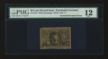 Fractional Currency:Second Issue, Fr. 1318 50¢ Second Issue Inverted Back Surcharge PMG Fine 12....