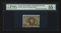 Fractional Currency:Second Issue, Fr. 1232 5¢ Second Issue PMG About Uncirculated 55 EPQ....