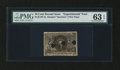Fractional Currency:Second Issue, Milton 2E10F.2c 10¢ Second Issue Experimental Face. PMG Choice Uncirculated 63 EPQ....