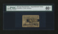 Fractional Currency:Second Issue, Milton 2E50F.2a 50¢ Second Issue Experimental Essay PMG Extremely Fine 40 Net. . ...